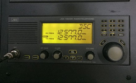 MF/HF Equipment tests: how to do it and actions in case test fails ?