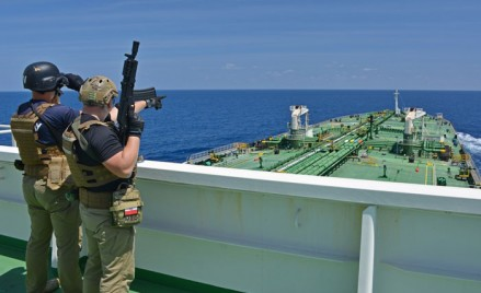 A Guide to transit through Gulf of Aden and Somalian waters