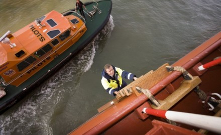 Pilot Ladders: First sign of vessel's safety standards ?