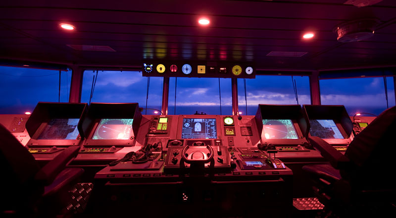 Step by step guide for ECDIS