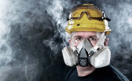 Infographic: How to Wear SCBA in Correct Way