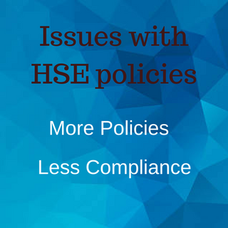 Issues with HSE policies